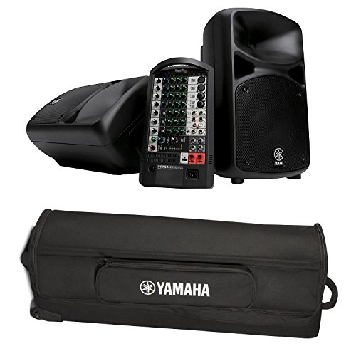 Yamaha Stagepas Portable Pa System Used For Sale