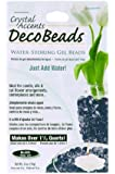 Deco Beads DB-X Black 1/2-Ounce Packet