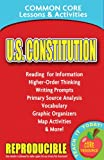 U.S. Constitution: Common Core Lessons & Activities