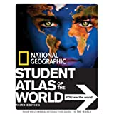 National Geographic Student Atlas of the World Third Edition (National Geographic Student Atlas of the World (Quality)) ~ National Geographic