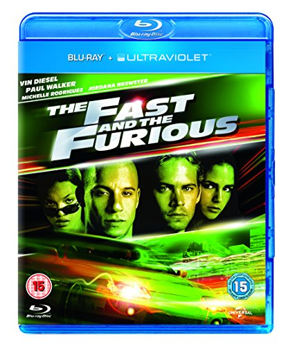 the fast and the furious blu ray region free dvds. Black Bedroom Furniture Sets. Home Design Ideas