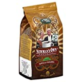 Newmans Own Coffee Vanilla Caramel 10 Ounce Bag