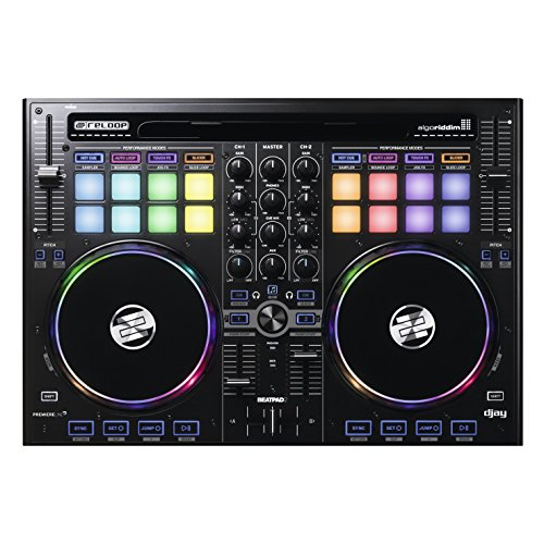 Reloop Beatpad-2 Cross Platform DJ Controller for iPad, Android and Mac (Dj 2 Mixer For Ipad compare prices)