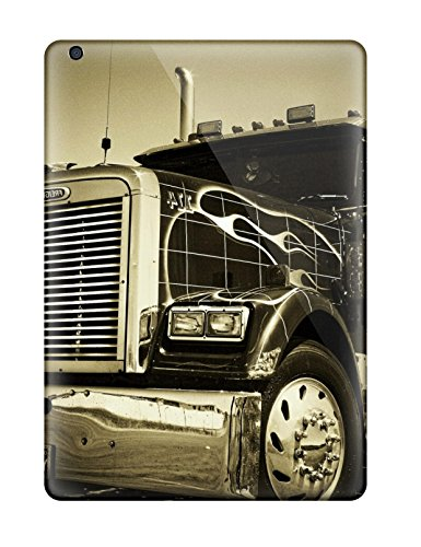 Hot Tpu Cover Case For Ipad/ Air Case Cover Skin - Freightliner (Freightliner Battery Cover compare prices)