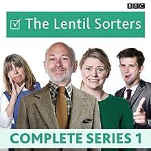 Lentil Sorters: The BBC Radio 4 sitcom Radio/TV Program by Jack Bernhardt Narrated by  full cast, Rebekah Staton, Vincent Franklin