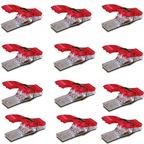 tqwy-stoffklammern-fur-patchwork-naharbeiten-quilten-kunststoff-transparent-und-rot-50-stuck