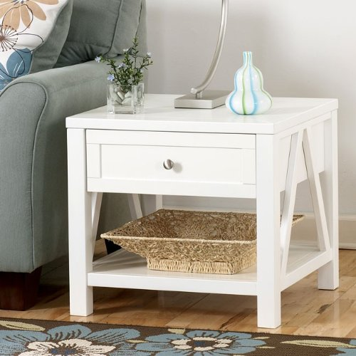 Image of Kailah Square End Table (T397-2)