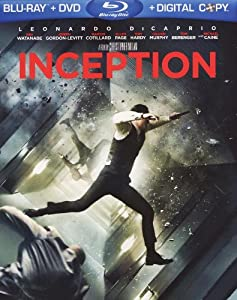 Inception (Deluxe Blu-ray Box Set with Shooting Script) [Blu-ray, DVD, Digital Copy]