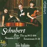 Audiophile Recording 24 Bit - 96 kHz Aufnahmetechnik - Franz Schubert (Klaviertrios Vol. 1)