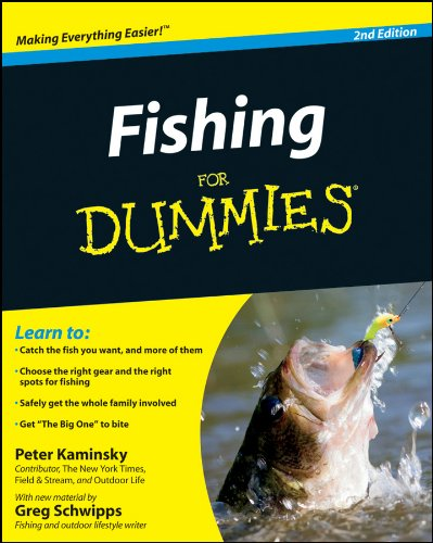 Fishing for Dummies (For Dummies (Sports & Hobbies))