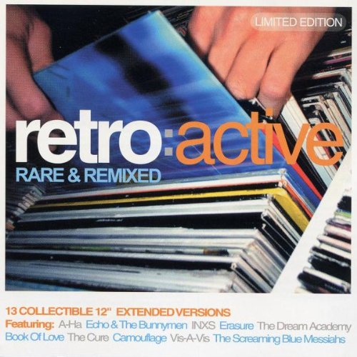 Camouflage - Retro Active: Rare & Remixed - Zortam Music