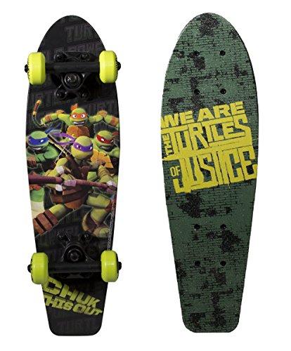 PlayWheels-Teenage-Mutant-Ninja-Turtles-21-Wood-Cruiser-Skateboard-Turtles-of-Justice-Graphic