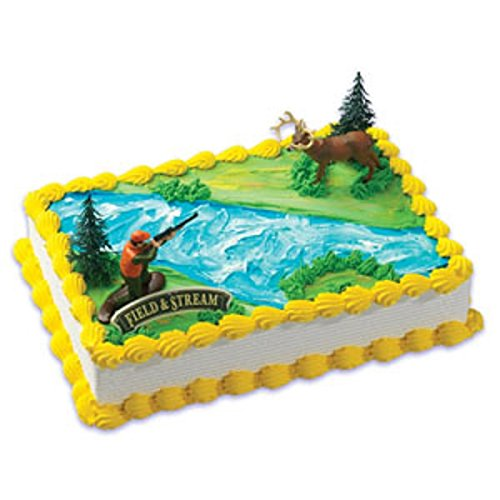 cake-decorating-topper-field-stream-deer-hunting-set