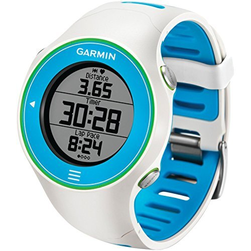Garmin Forerunner 210 with Heart Rate Monitor - Teal (Certified Refurbished)