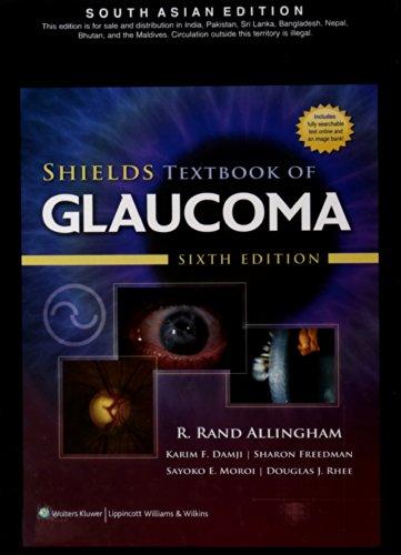 Shield Textbook Of Glaucoma(SAE)
