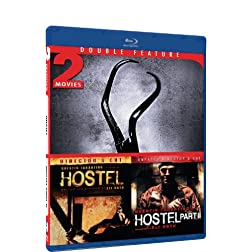 Hostel &amp; Hostel II - Blu-ray Double Feature