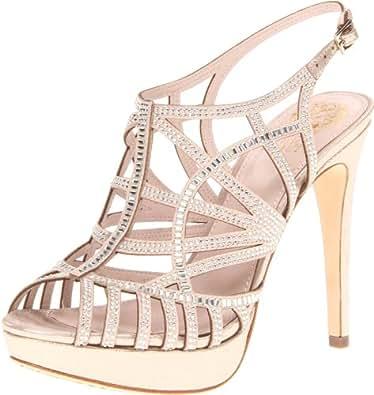 Vince Camuto Women's Janene Sandal,Glaze,5.5 M US