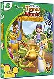 echange, troc Mes amis Tigrou et Winnie : jouons en plein air ! (inclus le puzzle en mousse)