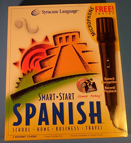 Syracuse Language: Smart Start Spanish Deluxe Edition