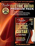 Fender Presents: Getting Started on Electric Guitar Premium Pack (Fasttrack Music Instructions)