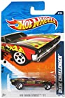 2011 Hot Wheels Dixie Challenger Black #165/244