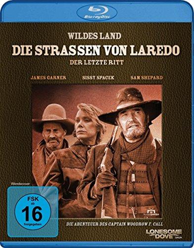 Wildes Land - Die Straßen von Laredo - Der letzte Ritt (Fernsehjuwelen) [Blu-ray]