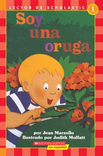Soy una Oruga (Coleccion Hola, Lector: Level 1)