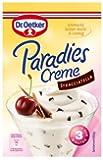 Dr. Oetker Paradiescreme Stracciatella, 12er Pack (12 x 66 g Beutel)