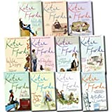 Katie Fforde Collection 11 Books Set (Paradise Fields, Living Dangerously, Flora's Lot, Practically Perfect, Love Letters, Stately Pursuits, Artistic Licence, Wild Designs, Thyme Out, Highland Fling, Life Skills) Katie Fforde