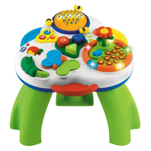 Chicco Talking Garden Activity Table - 1
