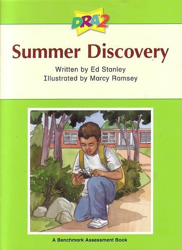 DRA2 Summer Discovery (Benchmark Assessment Book Level 34