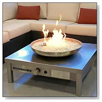Indoor Fire Pit Promotion