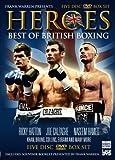 echange, troc Best of British Boxing Box Set [Import anglais]