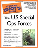 The Complete Idiot's Guide to the U.S. Special Ops Forces (0028643739) by Cerasini, Marc