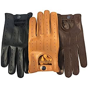 prime leather herren echte weiche lederhandschuhe zum. Black Bedroom Furniture Sets. Home Design Ideas