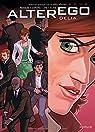 Alter Ego, saison 2, tome 3 : Delia par Renders