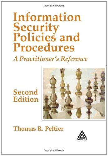 Information Security Policies and Procedures: A...