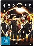 Heroes - Season 4.1 - limited Steelbook [4 DVDs]