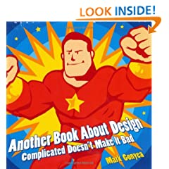 Another Book About Design: Complicated Doesn't Make It Bad