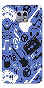 LG X Cam Printed Back Cover/Soft Back Cover/Designer Back Cover/Silicone Back Cover/Printed Silicone Back Cover + Free Mobile Stand (Assorted Design)