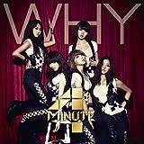 WHY(初回限定盤A)(DVD付)