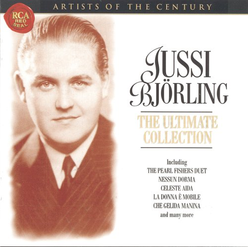 Umberto Tozzi - Artists Of The Century - Jussi Bjorling, The Ultimate Collection - Zortam Music