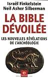 La Bible d�voil�e par Finkelstein