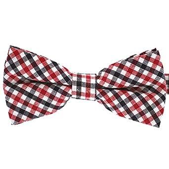 Tok Tok Designs® Handmade Men Bow Ties - B133 (100% Cotton)