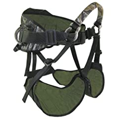 New Tribe Walkabout Webbing Bridge Tree Climbing Saddle Harness by New Tribe