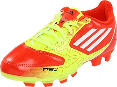 Buy adidas F5 TRX FG Soccer Cleat (Little Kid Big Kid) by adidas