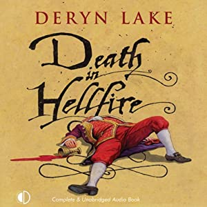 Death in Hellfire | [Deryn Lake]