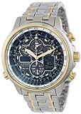 Citizen Men's JY8034-58E Navihawk Stainless Steel Two-Tone Eco-Drive Watch