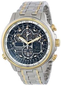 Citizen Men's JY8034-58E Navihawk A-T Eco-Drive Perpetual Chrono Watch