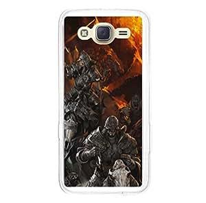a AND b Designer Printed Mobile Back Cover / Back Case For Samsung Galaxy J7 (SG_J7_2060)